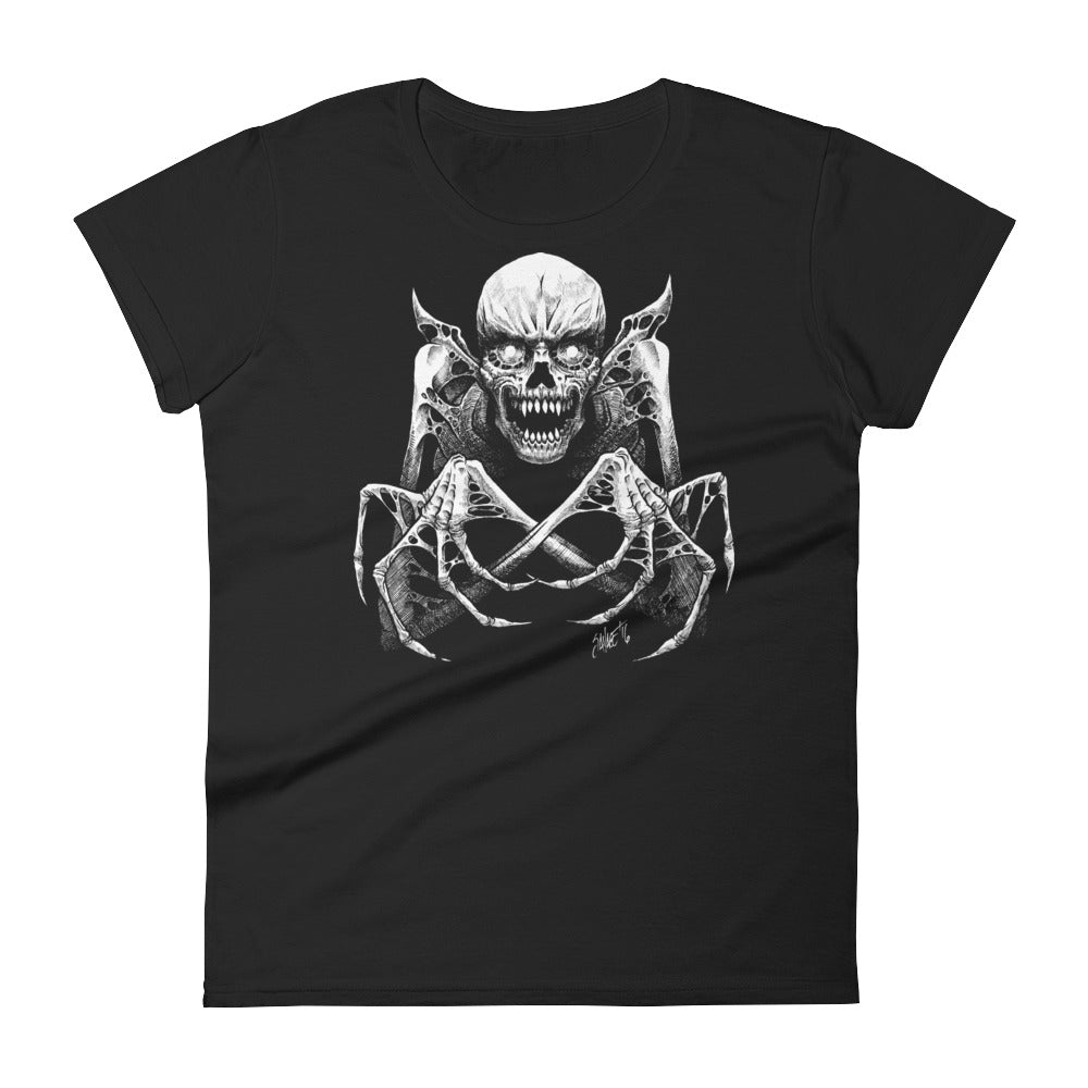Fearwear Art - Necromancer Women's short sleeve t-shirt