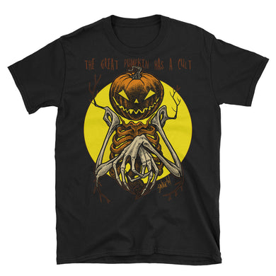 Cult of The Great Pumpkin - Autumn People 7 Short-Sleeve Unisex T-Shirt