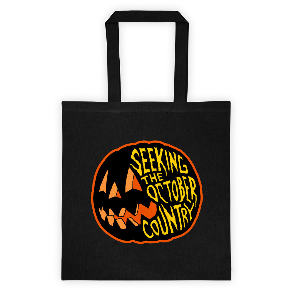 Seeking the October Country Tote bag