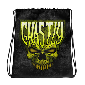 Ghastly Drawstring bag