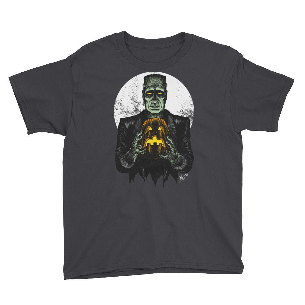 Monster Holiday - The Monster Youth Short Sleeve T-Shirt