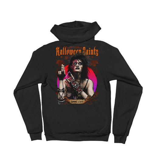 Halloween Saints - Sammi Curr Hoodie sweater