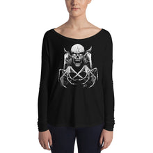 Fearwear Art - Necromancer Ladies' Long Sleeve Tee