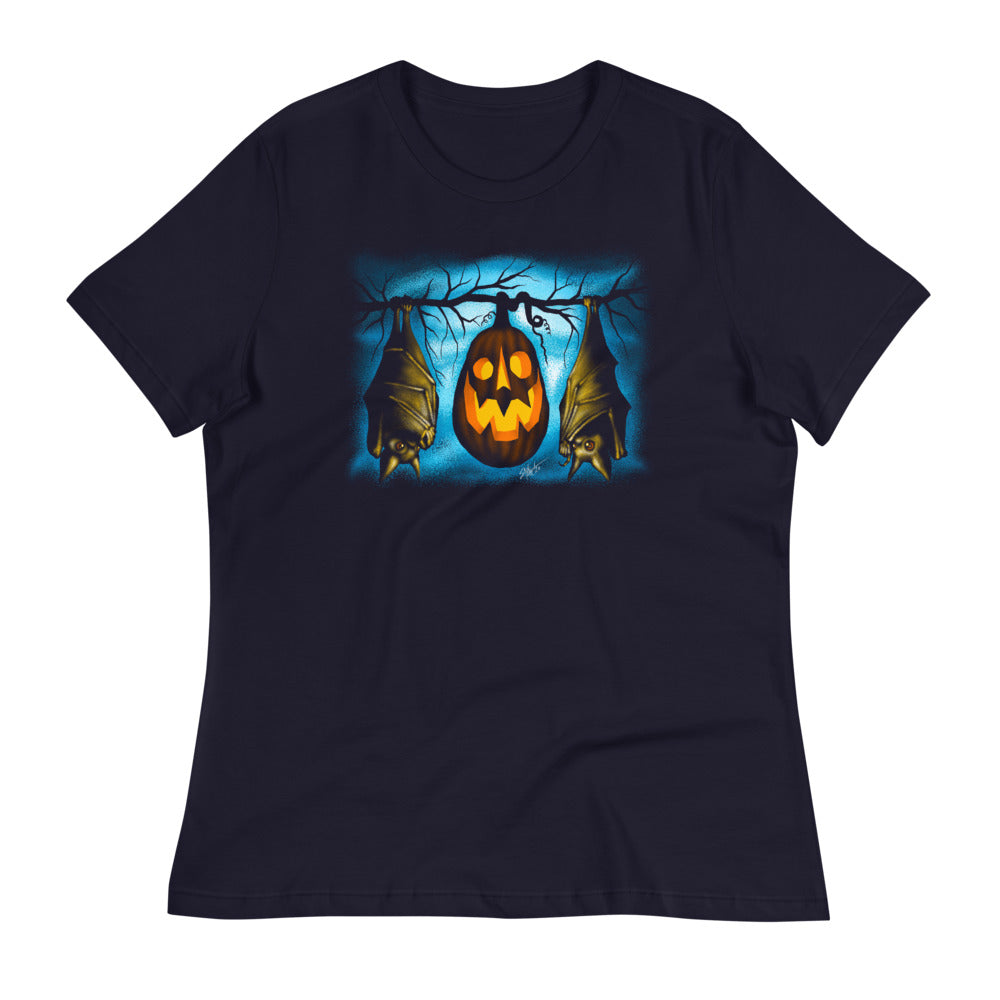 Samhain Salutations Women's Relaxed T-Shirt