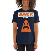 Jack Attack Short-Sleeve Unisex T-Shirt