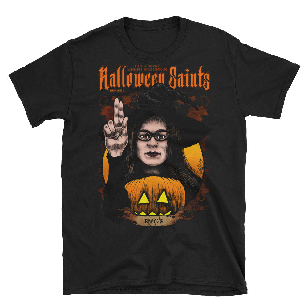 Halloween Saint Series 2 - Rhonda Short-Sleeve Unisex T-Shirt
