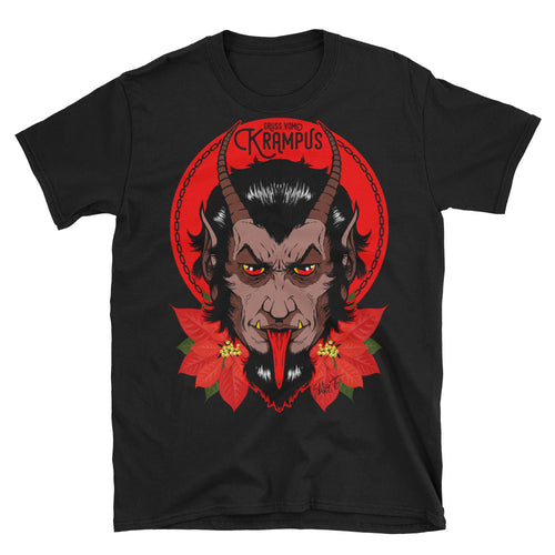 Gruss vom Krampus Short-Sleeve Unisex T-Shirt