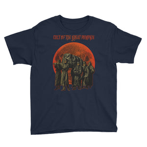 Cult of the Great Pumpkin - Pallbearers Youth Short Sleeve T-Shirt