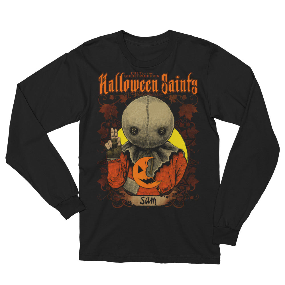 Halloween Saints - Sam Unisex Long Sleeve T-Shirt