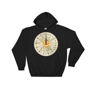Halloween Time Hooded Sweatshirt