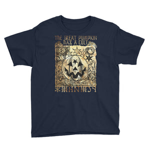 Cult of the Great Pumpkin - Putrefication Youth Short Sleeve T-Shirt