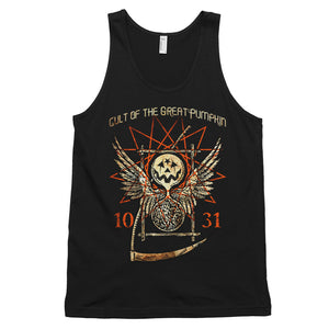Cult of the Great Pumpkin - Thanatos Hourglass Classic tank top (unisex)