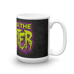 I Root for the Monster Mug