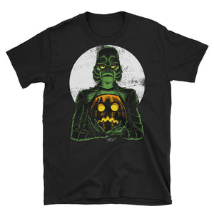 Monster Holiday - Creature Short-Sleeve Unisex T-Shirt