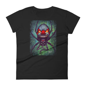Doomspider Women's short sleeve t-shirt