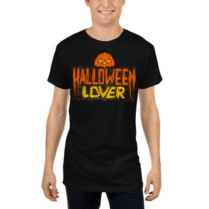 Halloween Lover Long Body Urban Tee