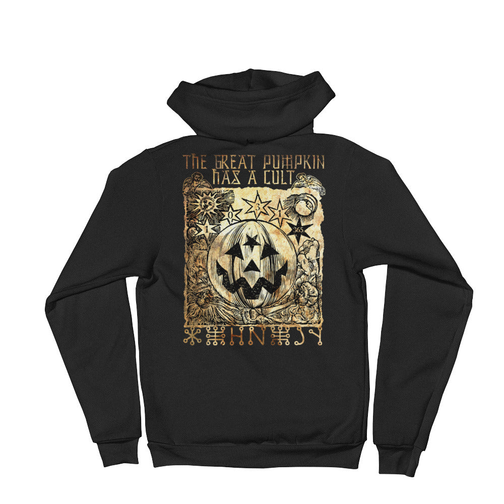 Cult of the Great Pumpkin - Putrefication Hoodie sweater