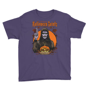 Halloween Saints - Moundshroud Youth Short Sleeve T-Shirt