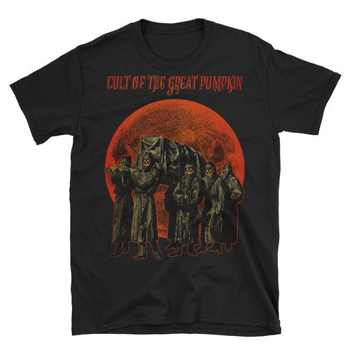 Cult of The Great Pumpkin - Pallbearers Short-Sleeve Unisex T-Shirt