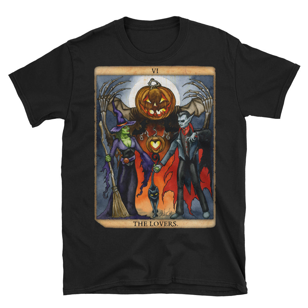 Halloween Lovers Short-Sleeve Unisex T-Shirt