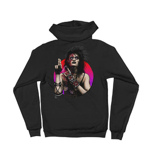 Halloween Saints - ALT - Sammi Curr Hoodie sweater