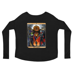 Halloween Lovers Ladies' Long Sleeve Tee