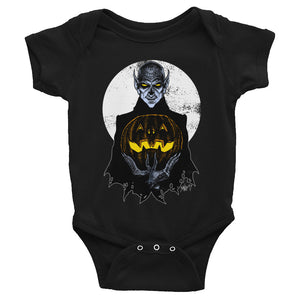Monster Holiday - Vampire Infant Bodysuit