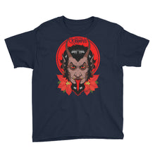 Gruss vom Krampus Youth Short Sleeve T-Shirt