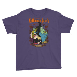 Halloween Saints Series 2 - Which Hazel Youth Short Sleeve T-Shirt