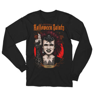 Halloween Saints Series 2 - Angela Unisex Long Sleeve T-Shirt