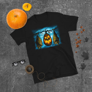 Samhain Salutations Short-Sleeve Unisex T-Shirt