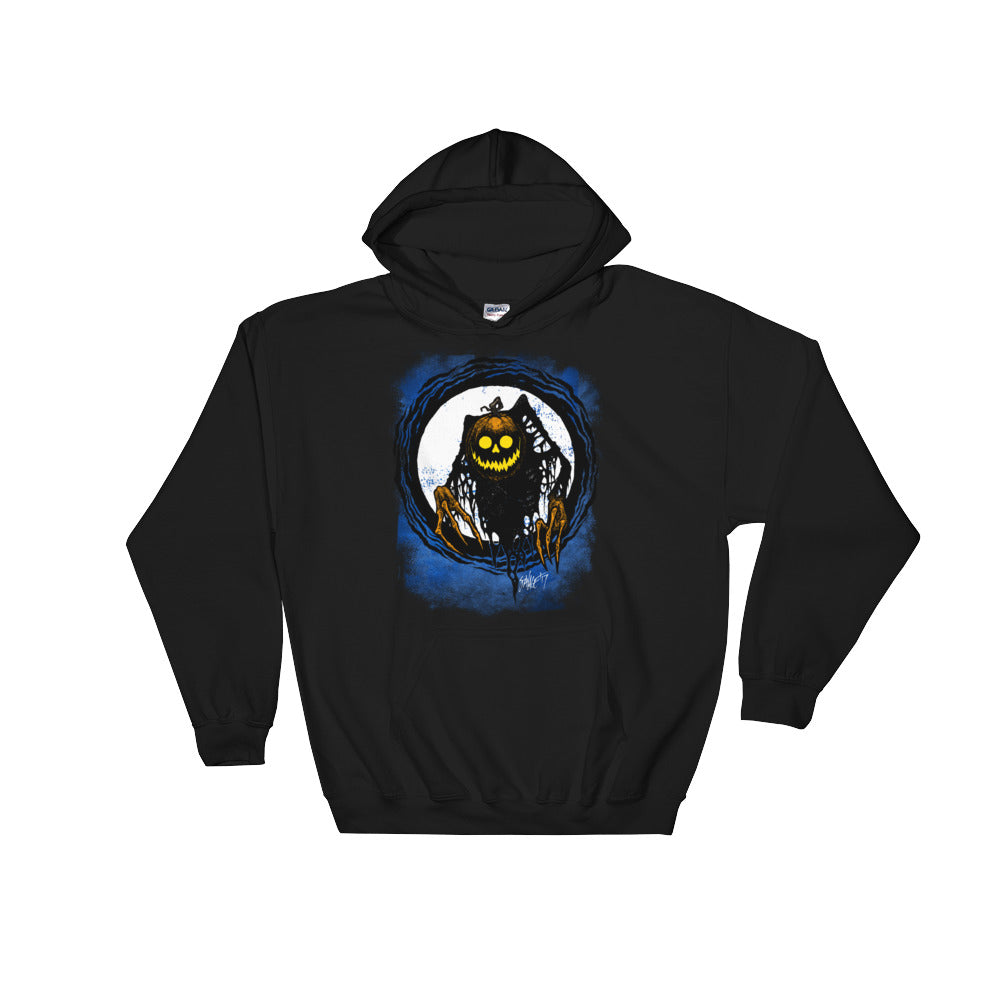 Pumpkin Wicked This Way Comes Hooded Sweatshirt