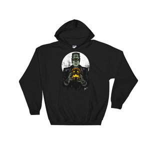 Monster Holiday - The Monster Hooded Sweatshirt