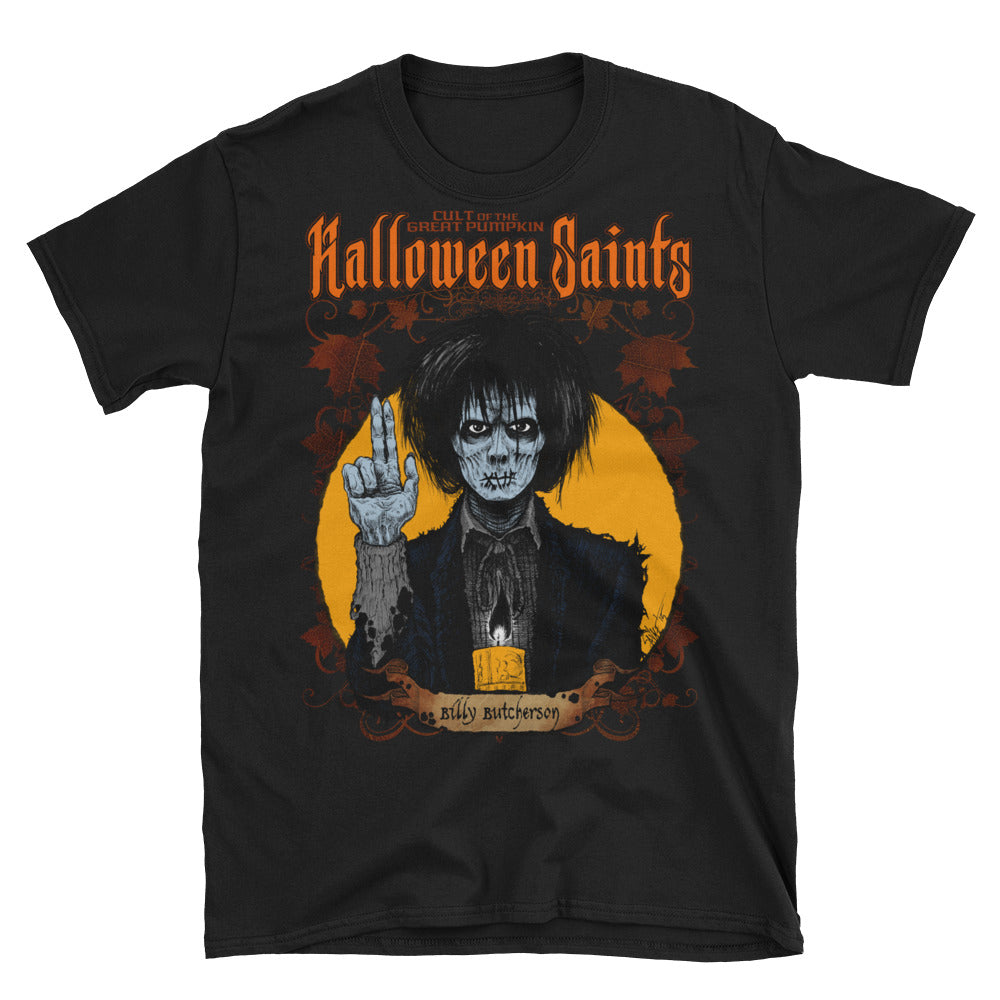 Halloween Saints - Billy Butcherson Short-Sleeve Unisex T-Shirt