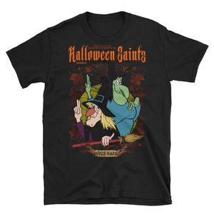 Halloween Saints Series 2 - Witch Hazel Short-Sleeve Unisex T-Shirt