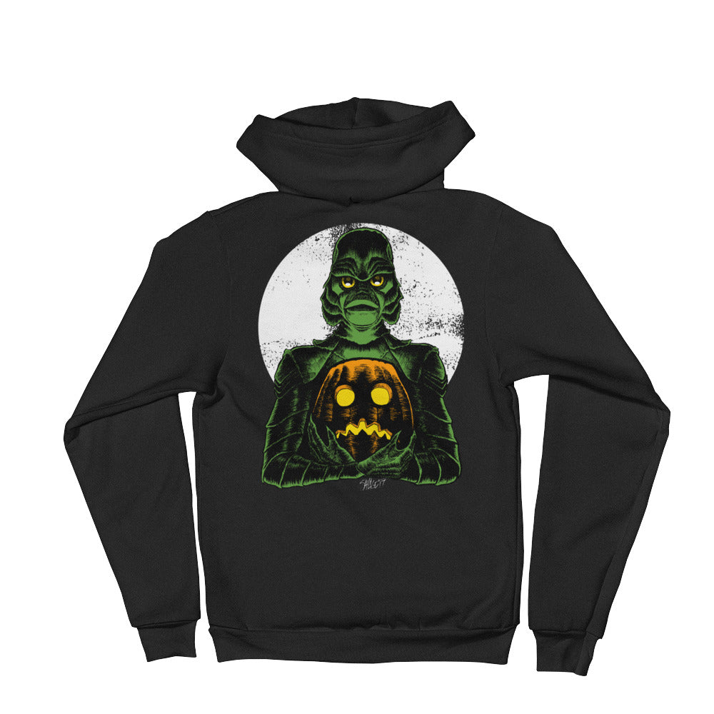 Monster Holiday - Creature Hoodie sweater