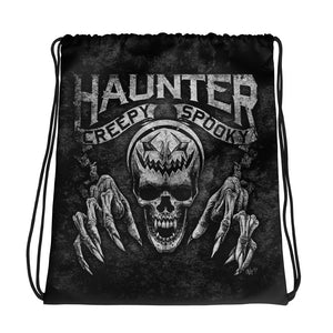 Haunter Drawstring bag