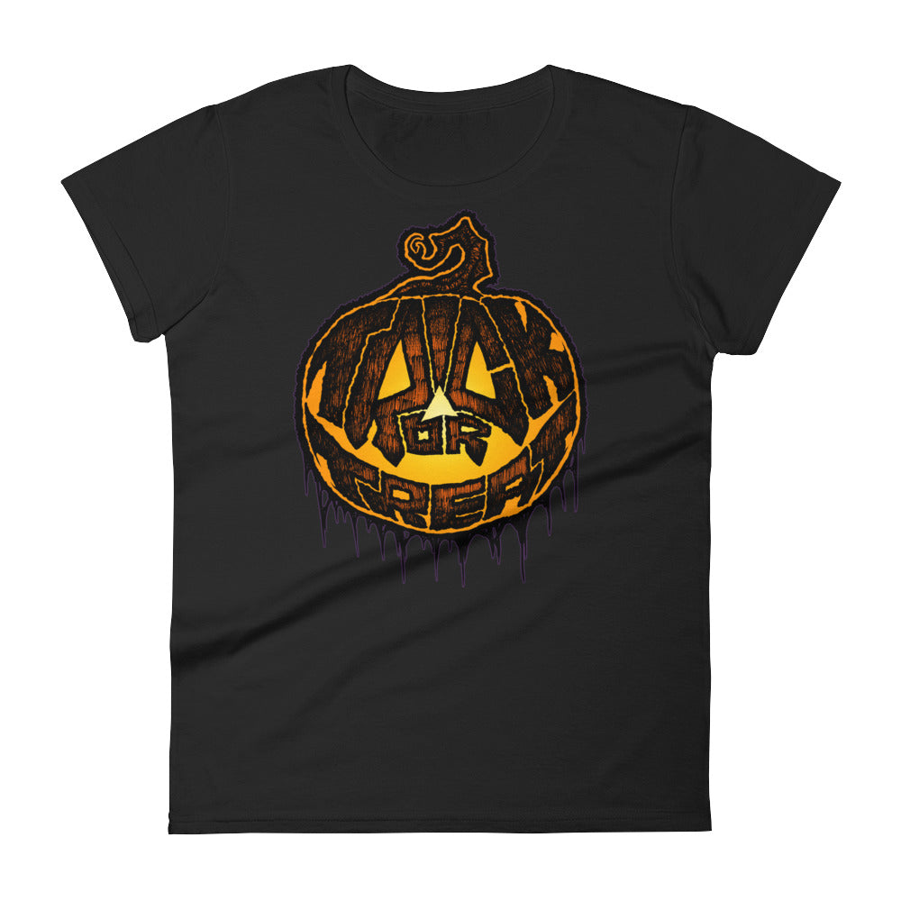 Trick or Treat Women's short sleeve t-shirt