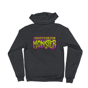 I Root for the Monster Hoodie sweater