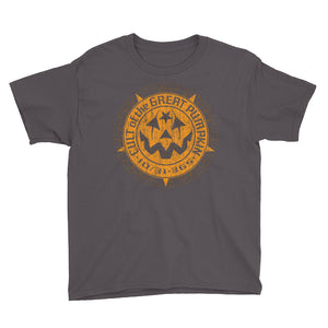 Cult of the Great Pumpkin - Weathered Logo Youth Short Sleeve T-Shirt