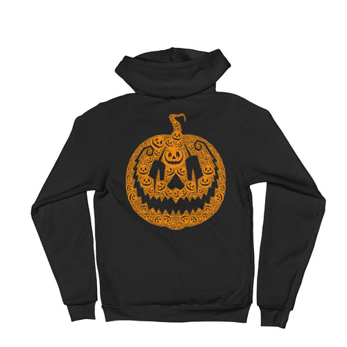 Jack of 1000 Faces Hoodie sweater