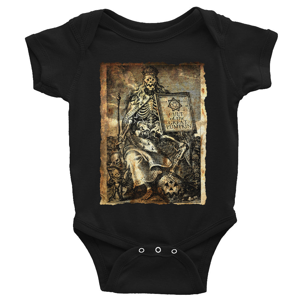 Cult of the Great Pumpkin - Worm King Infant Bodysuit