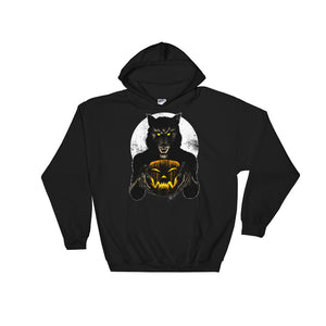 Monster Holiday - Werewolf Hooded Sweatshirt
