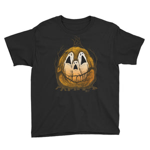 Halloween Spirits Youth Short Sleeve T-Shirt