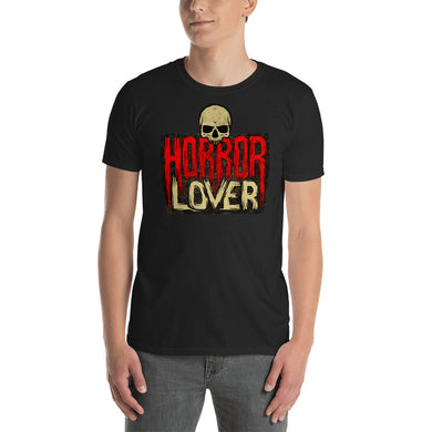 Horror Lover Short-Sleeve Unisex T-Shirt