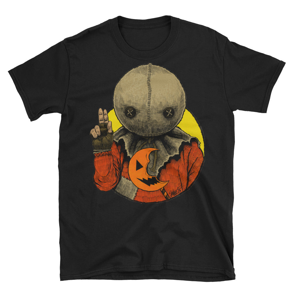 Halloween Saints - ALT - Sam Short-Sleeve Unisex T-Shirt