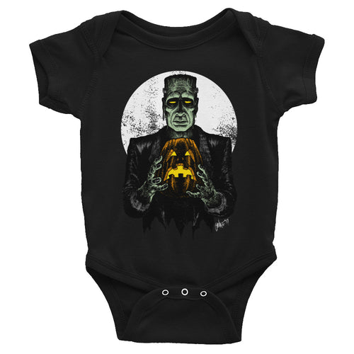 Monster Holiday - The Monster Infant Bodysuit
