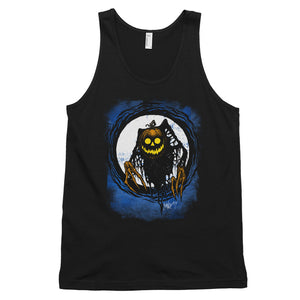 Pumpkin Wicked This Way Comes Classic tank top (unisex)