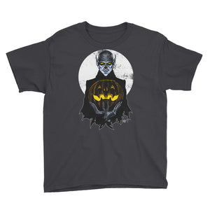 Monster Holiday - Vampire Youth Short Sleeve T-Shirt
