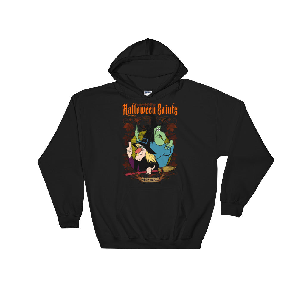 Halloween Saints Series 2 - Which Hazel Hooded Sweatshirt